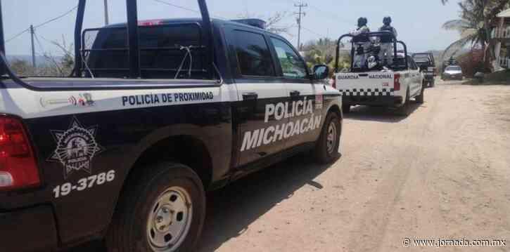 SSP halla cuerpos de dos mujeres en Uruapan, Michoacán - La Jornada