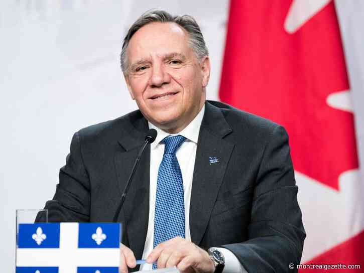 Coronavirus live updates: Quebec must decide how to spend federal aid, Legault says