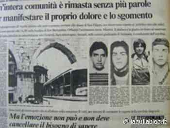 """L'Aquila Calcio: I """"ragazzi di Sulmona"""", un ricordo lungo 41 anni - L'Aquila Blog"""