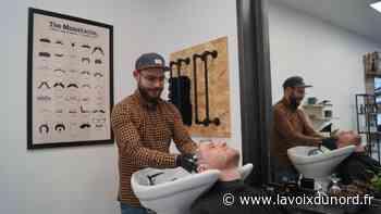 Coudekerque-Branche: Gauthier Dacquin a ouvert la Barbe à papa - La Voix du Nord