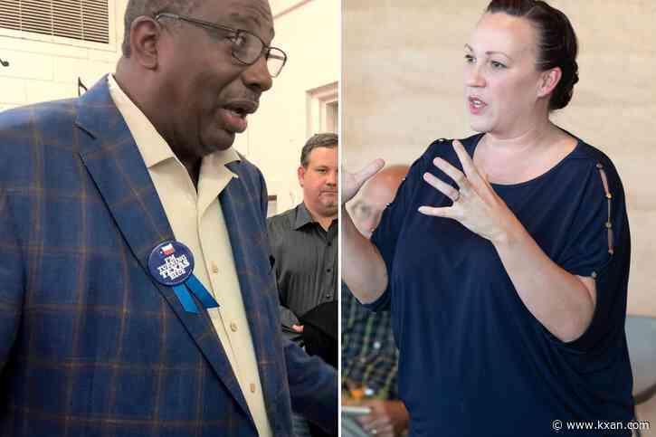 MJ Hegar, Royce West debate Saturday ahead of runoff election