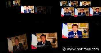 Macron Beat Back the Coronavirus. France Is Not Impressed. - The New York Times