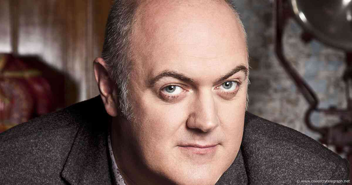 Dara Ó Briain joins protests at rejection of Irish words on Coventry gravestone because they are 'political' - Coventry Telegraph