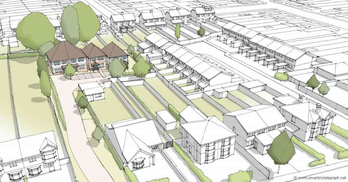 "Coventry homes approved despite ""backland development"" fear - Coventry Telegraph"