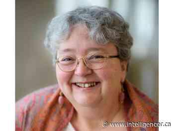Calgary poet Vivian Hansen wins Golden Pen Award for Lifetime Achievement - Belleville Intelligencer