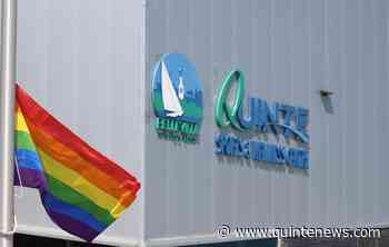 Flag raised to mark Pride Month in Belleville and Bay of Quinte - Quinte News