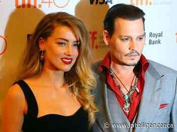 Johnny Depp questions Amber Heard's charity donations from divorce payout - Belleville Intelligencer