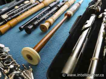 Curbside service at Stirling Musical Instrument Lending Library - Belleville Intelligencer