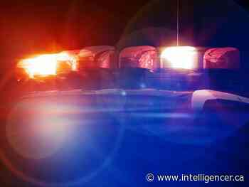 Drone used to locate man; teen arrested for threats - Belleville Intelligencer