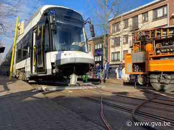 Tram 7 rijdt begin juli (eindelijk weer) naar Mortsel - Gazet van Antwerpen