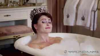 Bathed in glory… The Crown's Helena Bonham Carter tipped for a Bafta - Metro Newspaper UK