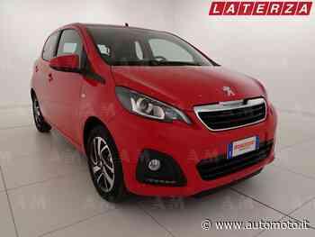 Vendo Peugeot 108 72 S&S 5 porte Active nuova a Settimo Torinese, Torino (codice 7543841) - Automoto.it
