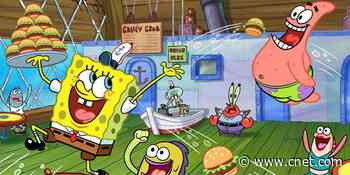 SpongeBob star on filming Friday's special from home, how lockdown affects Bikini Bottom     - CNET