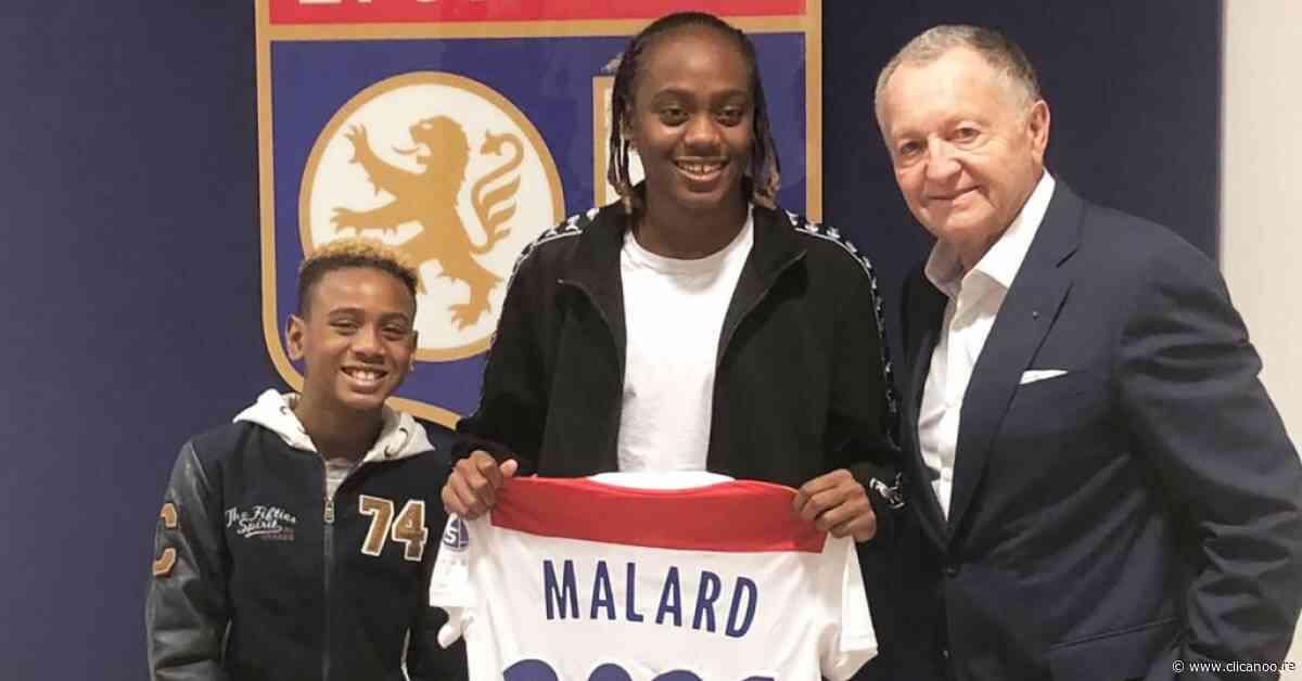 """Kréopolitaine - Melvine Malard (Olympique Lyonnais) : """"Montrer l'exemple"""" - Clicanoo"""