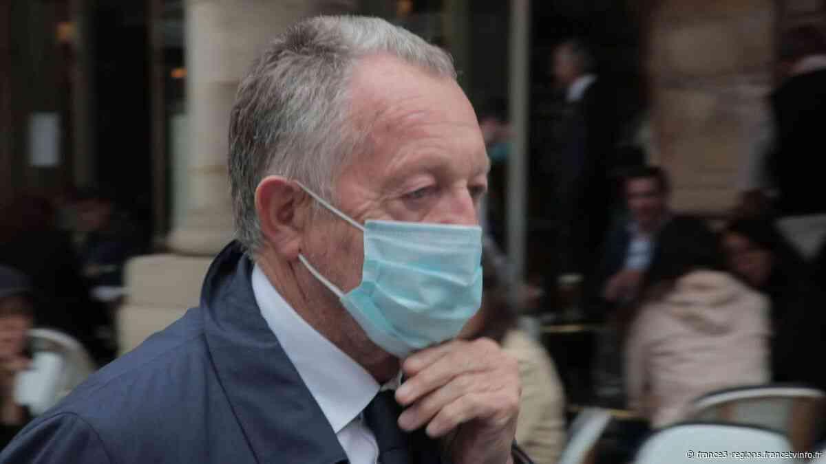 Le président de l'Olympique Lyonnais devant le Conseil d'Etat pour défendre la reprise de la Ligue 1 - France 3 Régions