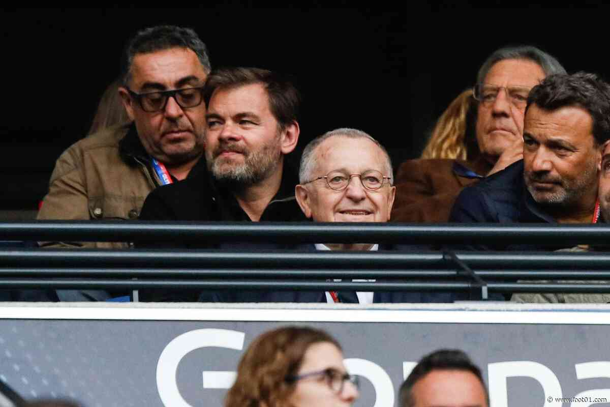 Foot OL - L1 : 800 ME de déficit, Aulas attaque Macron ! - Olympique Lyonnais - Foot01.com
