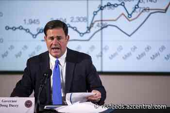 Gov. Ducey on number of COVID-19 deaths in Arizona