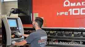 Relance éco : à Delle l'entreprise Axone Spadone à la pointe de l'innovation sur les distributeurs de gel - France Bleu