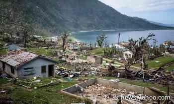 The Vanuatu island in the eye of the storm