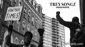 Trey Songz's '2020 Riots' Single To Aid Black Lives Matter & National Bail Fund Network