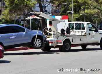 Se quejan por cobros y liberan vehículos de corralón en Tlaxcoapan - La Silla Rota