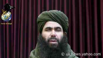 French forces kill al Qaida's North African commander