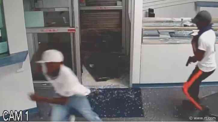 VIDEO shows 'persons of interest' in murder of retired black cop David Dorn, 'killed  by looters'