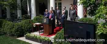 Trump évoque «un grand jour» pour George Floyd et crée la polémique