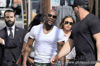 "Floyd ""Money"" Mayweather Jr payed for the multiple funerals of murdered George Floyd - Philadelphia Sunday Sun"