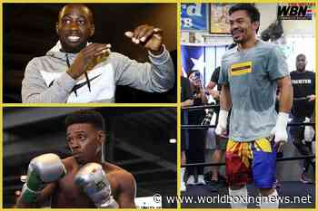 Manny Pacquiao opponents emerge following Floyd Mayweather snub - WBN - World Boxing News