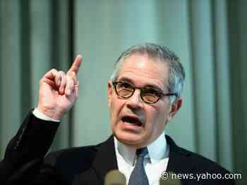 Progressive Philly DA Larry Krasner says he's happy the city's justice system isn't 'at war with anybody and everybody' peacefully protesting