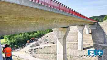 Drolshagen/Olpe: Talbrücke Öhringhausen ist wieder frei - WP News