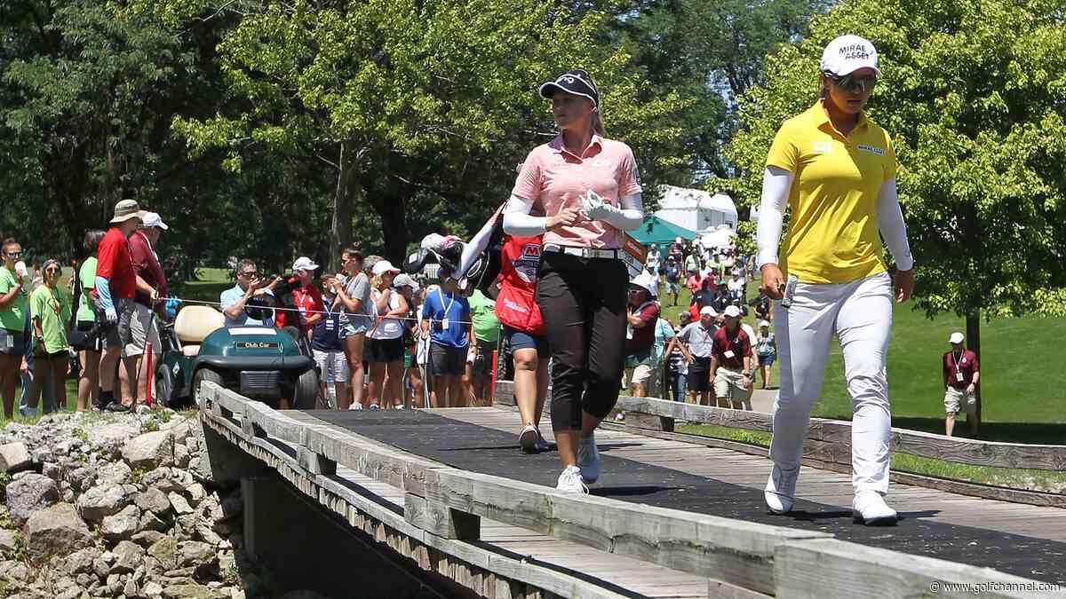 Ohio governor allows fans for LPGA's Marathon Classic