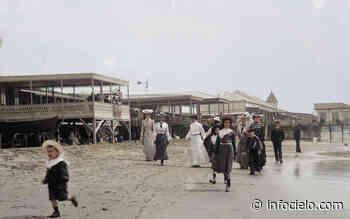 Mar del Plata, Bahía Blanca y Olavarria: Mirá las mejores imágenes históricas a color - Infocielo