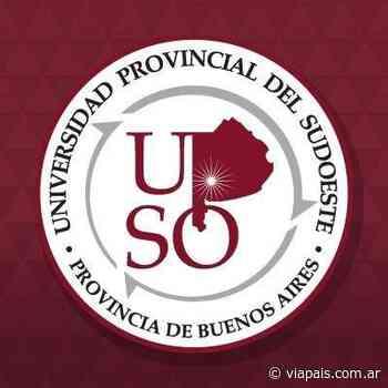 Inscripción para cubrir cargos docentes de la UPSO en Tres Arroyos - Vía País