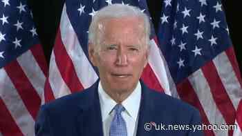 2020 Democracy: Biden reacts negatively to positive job report