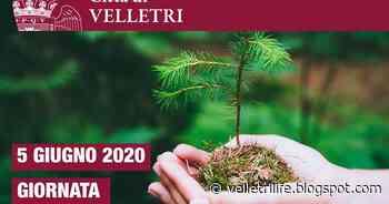 """Giornata Mondiale dell'Ambiente, il Sindaco Orlando Pocci: """"Faremo un patto green a Velletri"""" - Velletri"""