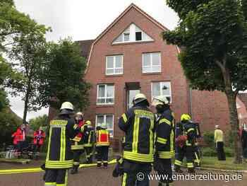 Feuerwehr rückt zu Wohnungsbrand aus - Emder Zeitung