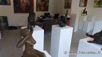 """""""La relance éco"""" : à Mont-Saint-Aignan, une galerie d'art propose des visites privées - France Bleu"""