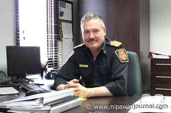 New fire chief loves the job - Nipawin Journal