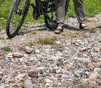 Schopfheim/Maulburg: Steine bremsen Radfahrer aus - SÜDKURIER Online