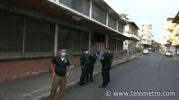 Una persona resultó herida tras balacera en Calle 13 Santa Ana - Telemetro