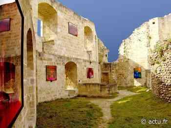 Eure. Aux Andelys, Château-Gaillard accueille une exposition d'art contemporain - Normandie Actu