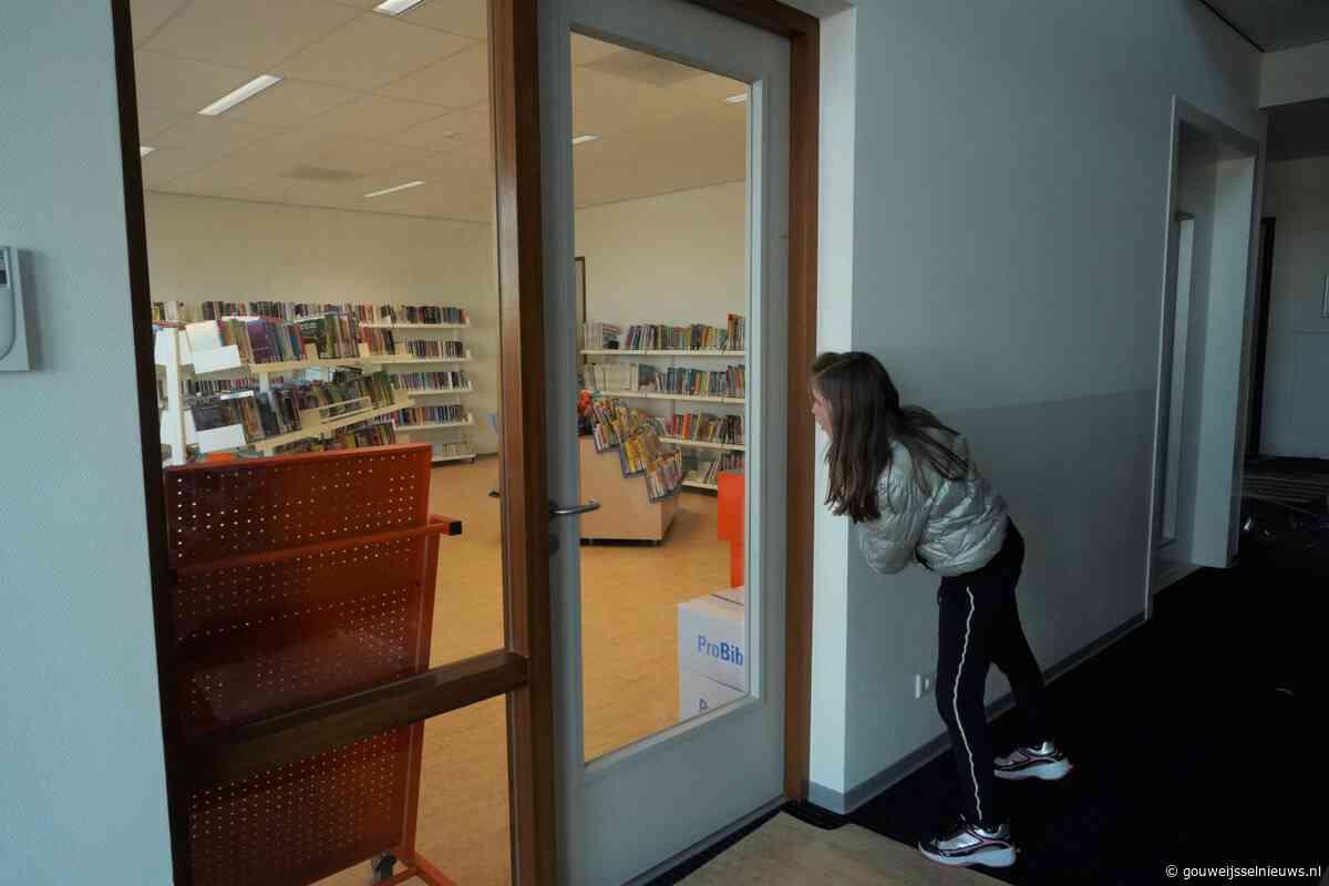 Nieuwe afhaalservice bibliotheek in Moerkapelle - Gouwe IJssel Nieuws