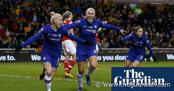 Chelsea handed Women's Super League title on points-per-game basis - The Guardian