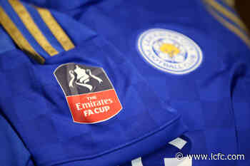 Chelsea Emirates FA Cup Date Announced - Leicester City