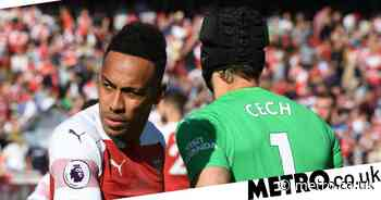 Petr Cech approved Chelsea transfer move for Arsenal star Pierre-Emerick Aubameyang - Metro.co.uk