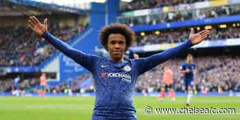 A review of Willian's 2019/20 season at Chelsea - Chelsea FC