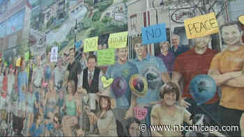More Than 40K People Sign Petition to Diversify Naperville Mural