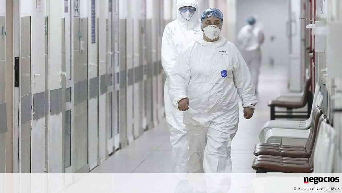 Empresa de Aveiro equipa hospital russo dedicado à covid-19 - Jornal de Negócios - Portugal